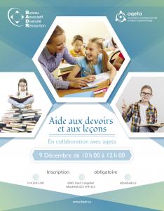 aide aux devoirs et leçons
