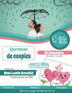 questions de couple